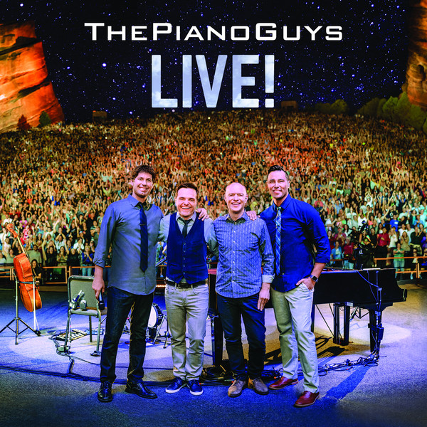 The Piano Guys - Live! (2015)