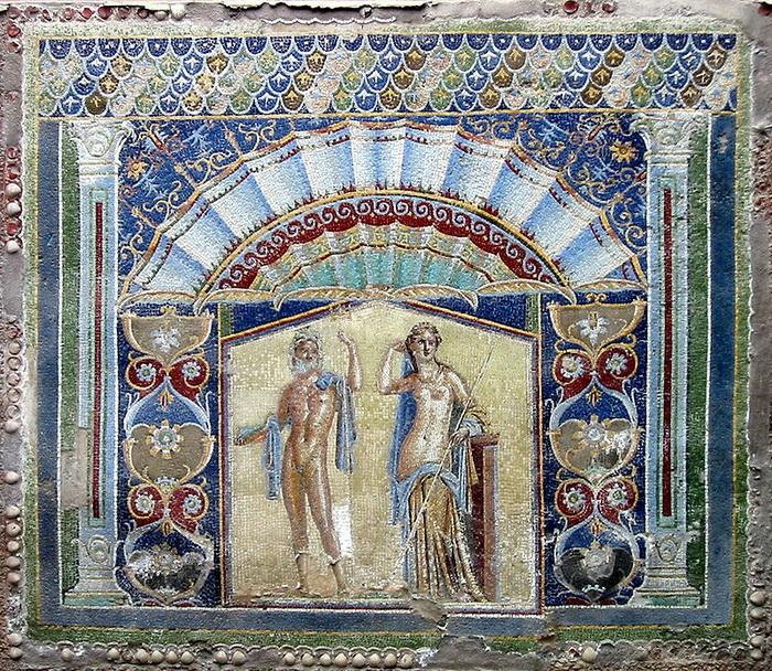 В Доме Нептуна и Амфитриты